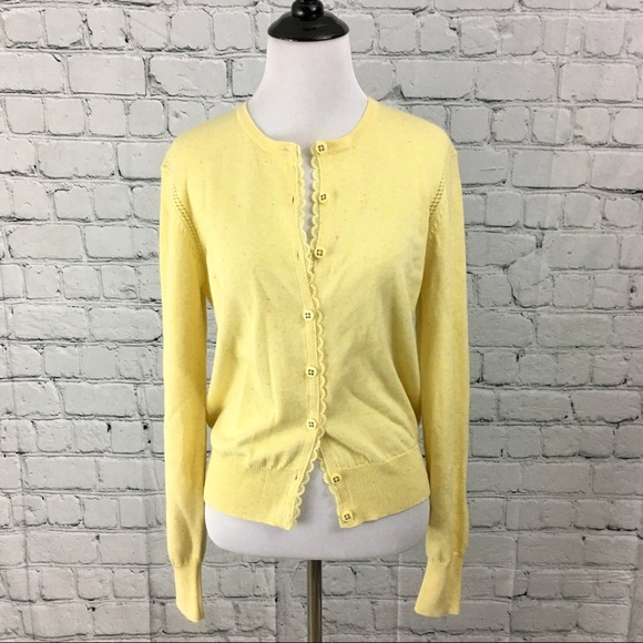 CAbi - Cabi pastel light yellow cardigan M from Lisa's closet on ...